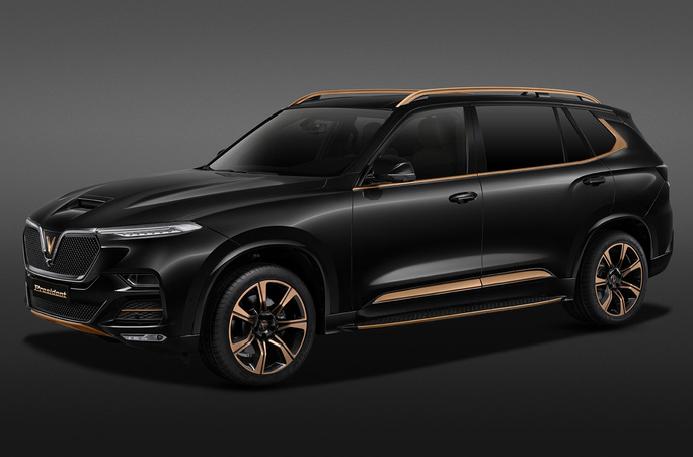 Vietnam automaker VinFast unveils US$198,000 SUV