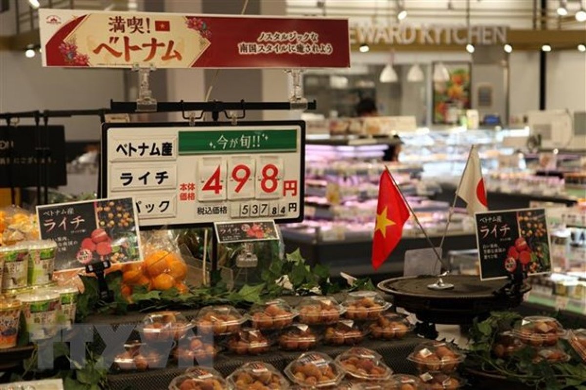 Made-in-Vietnam goods promoted in Japan