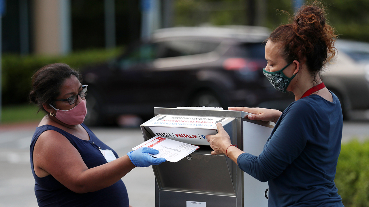 US Presidential election: How to vote by mail?