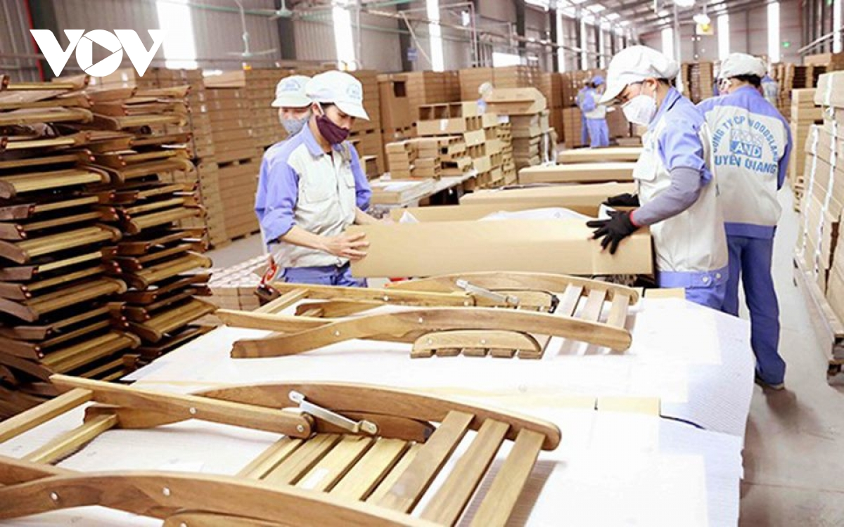 vietnams wood exports reach nearly us 9 billion in nine months