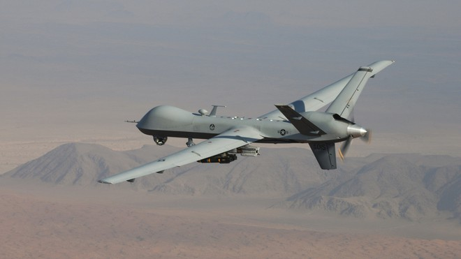 Chinese media threatens to shoot down US MQ-9 Reaper drones