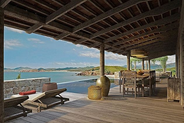 Zannier Hotels Bai San Ho in Phu Yen named most romantic hotel at NatGeo awards