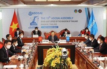 Vietnam Commended for Contributions to ASOSAI