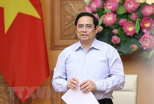 Prime Minister Pham Minh Chinh (Photo: VNA)