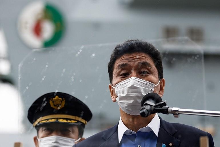 [File: Kiyoshi Ota/Pool Photo via AP]