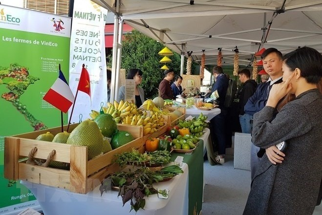 Expats Actively Put Vietnamese Agricultural Products on World's Plate