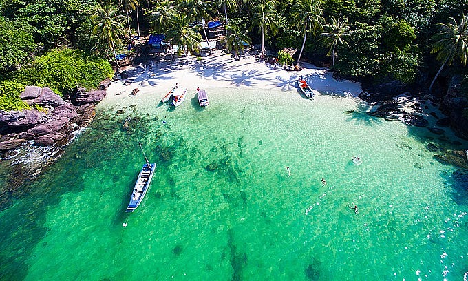 Phu Quoc Island is a top holiday destination in Vietnam. Photo by Shutterstock/Anh Minh.