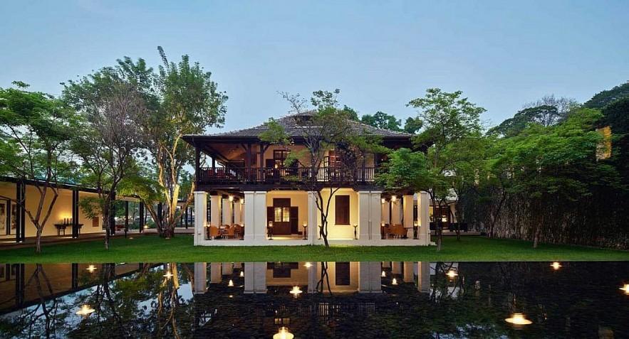 Courtesy of Anantara Chiang Mai Resort