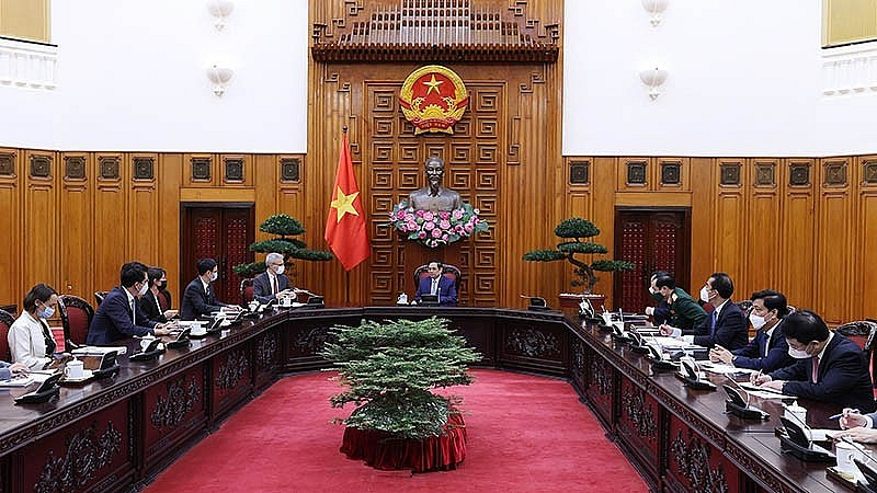 PM: Vietnam Regards France as an Important Partner