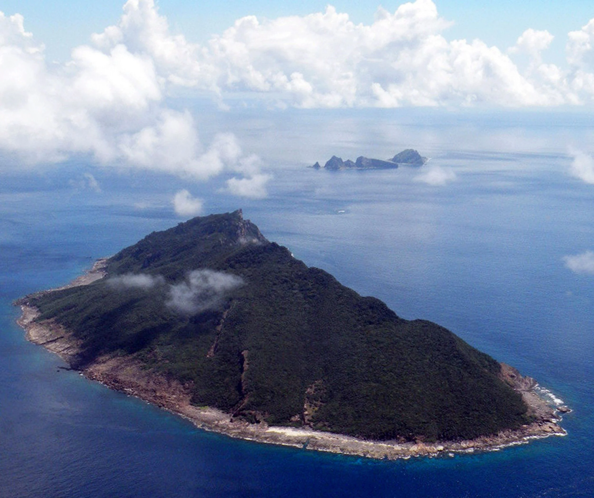 east china sea japan asks to take down digital museum on disputed island