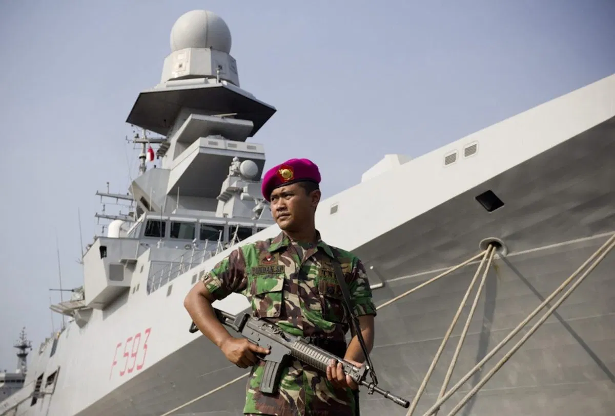 indonesia affirms stance on south china sea while cooperating with china in vaccine production