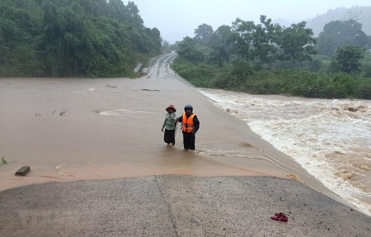 flooding kills five causing losses in many localities