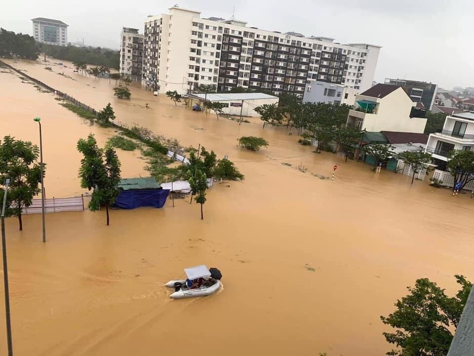 Storm Nangka heading towards northern, north-central Vietnam, flood death toll reaches 21