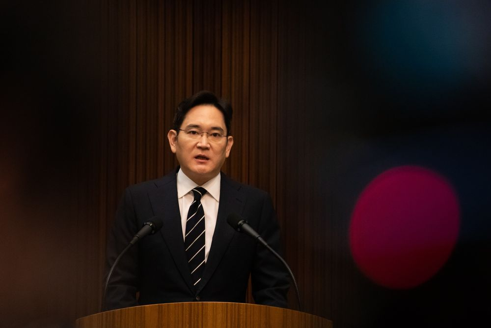 samsung heir to visit vietnam this week discuss possible investment plans