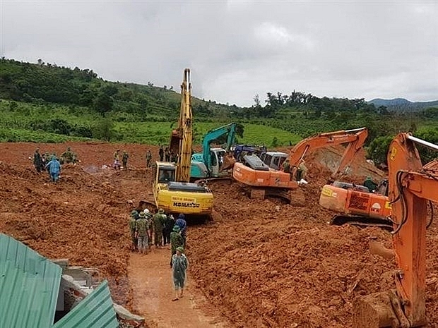 US diplomatic mission sends condolences over flood-caused losses in central Vietnam