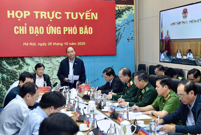 over 12 million residents to be evacuated as storm molave heads for central vietnam
