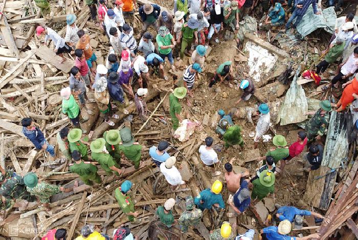 5100 landslides