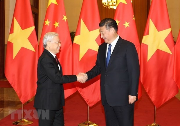 Leaders: Vietnam Treasures Relations with China