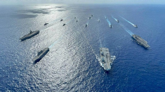 Maritime Cooperation should Comply with 1982 UNCLOS: Spokesperson