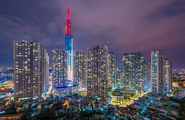 A corner of HCM City. (Photo: Getty Images)