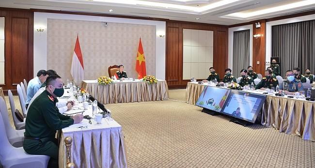 Vietnam, Indonesia strengthen defence cooperation