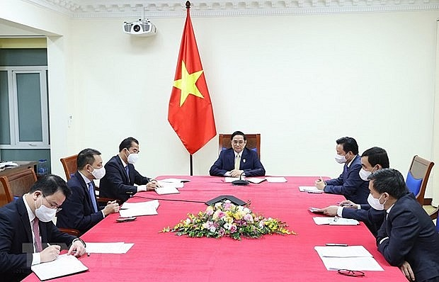 Vietnam, UK Agree to Soon Recognize Each Other's Vaccine Passports