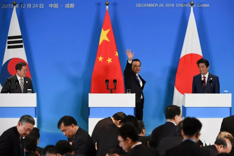 uss asia allies japan rok continue to invest in closer ties with china despite concerns