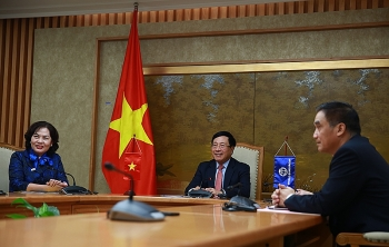 deputy pm vietnam treasures wbs valuable support