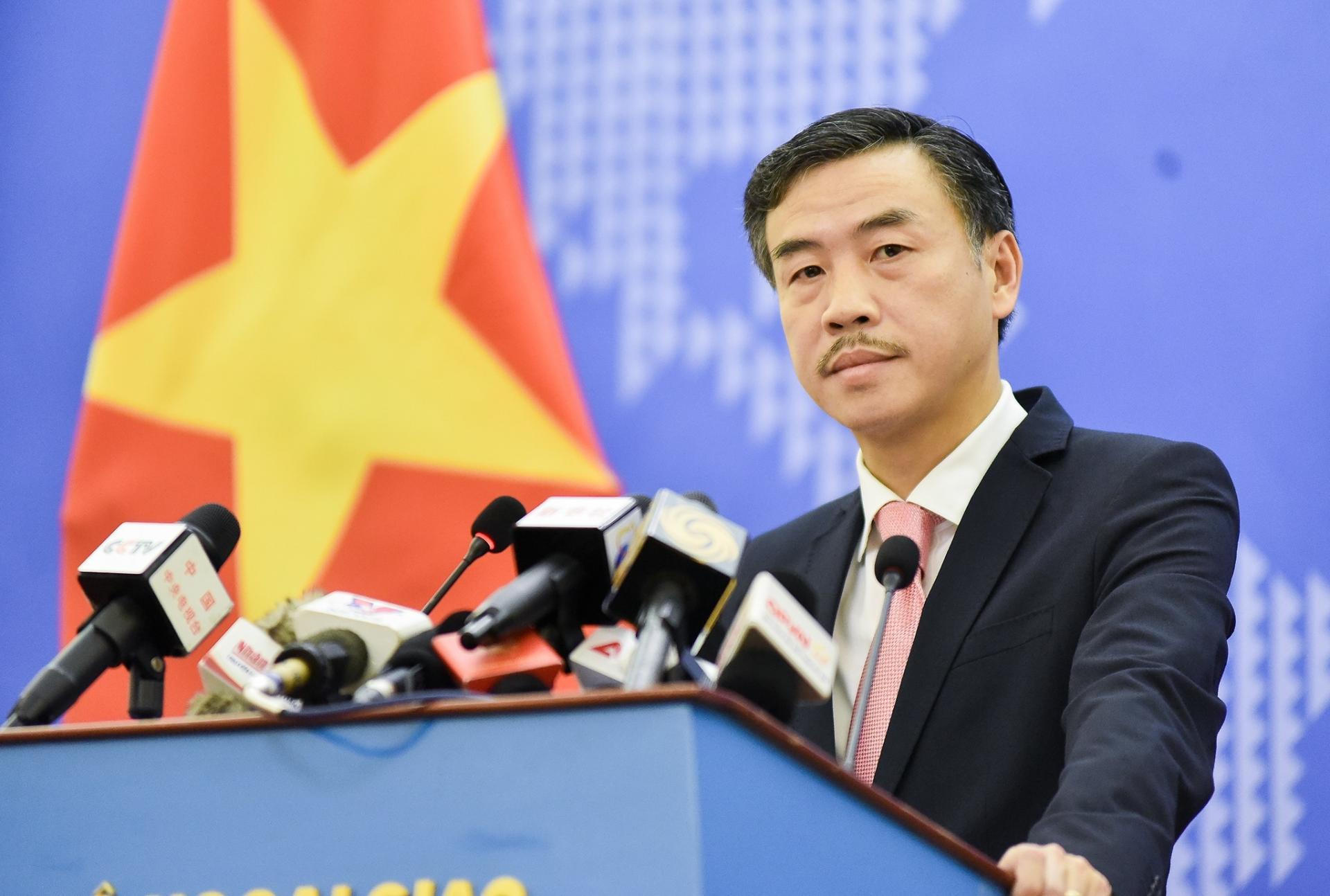 us election any us president will strengthen vietnam us ties deputy spokesperson