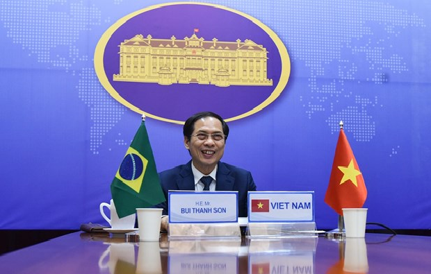 vietnam brazil agree to push ahead with signing of agreements