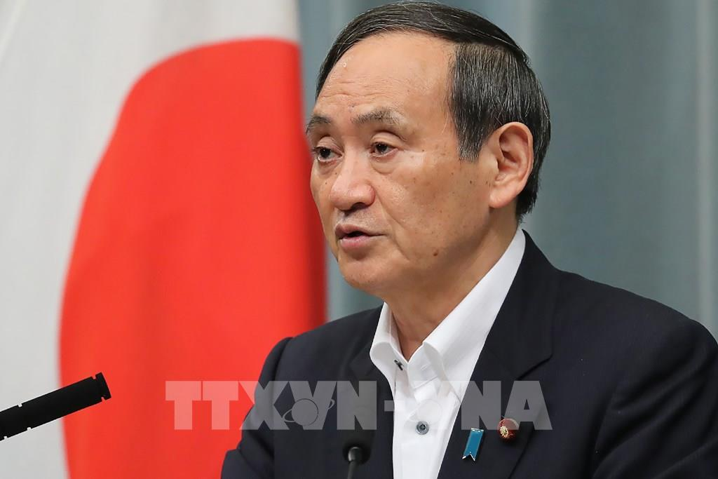 pm suga to convey japans willingness help asean cut emissions