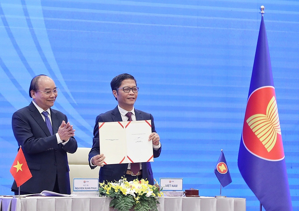 rcep agreement new opportunities new challenges