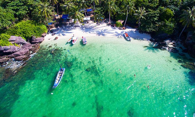 quang ninh phu quoc to become tourism centres of international standards