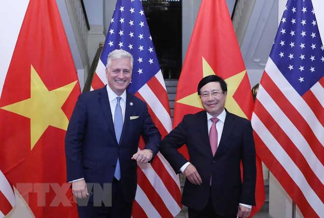 vietnam us relationship grows stronger than ever