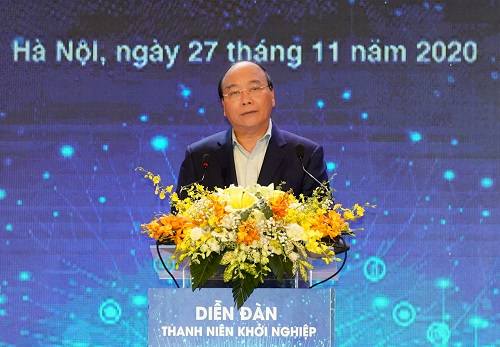 PM commits to protecting intellectual property rights for startups
