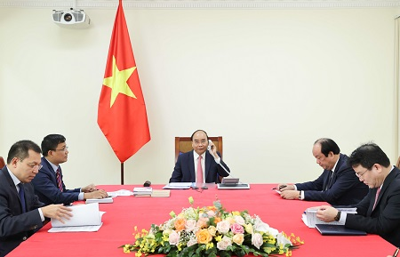 pm phuc vietnam treasures multifaceted cooperation with netherlands