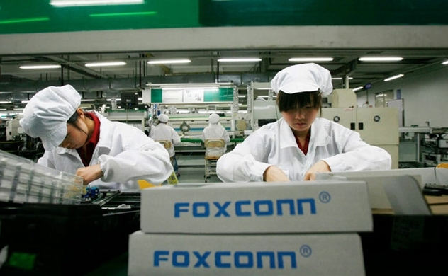 foxconn to shift some apple production from china to vietnam