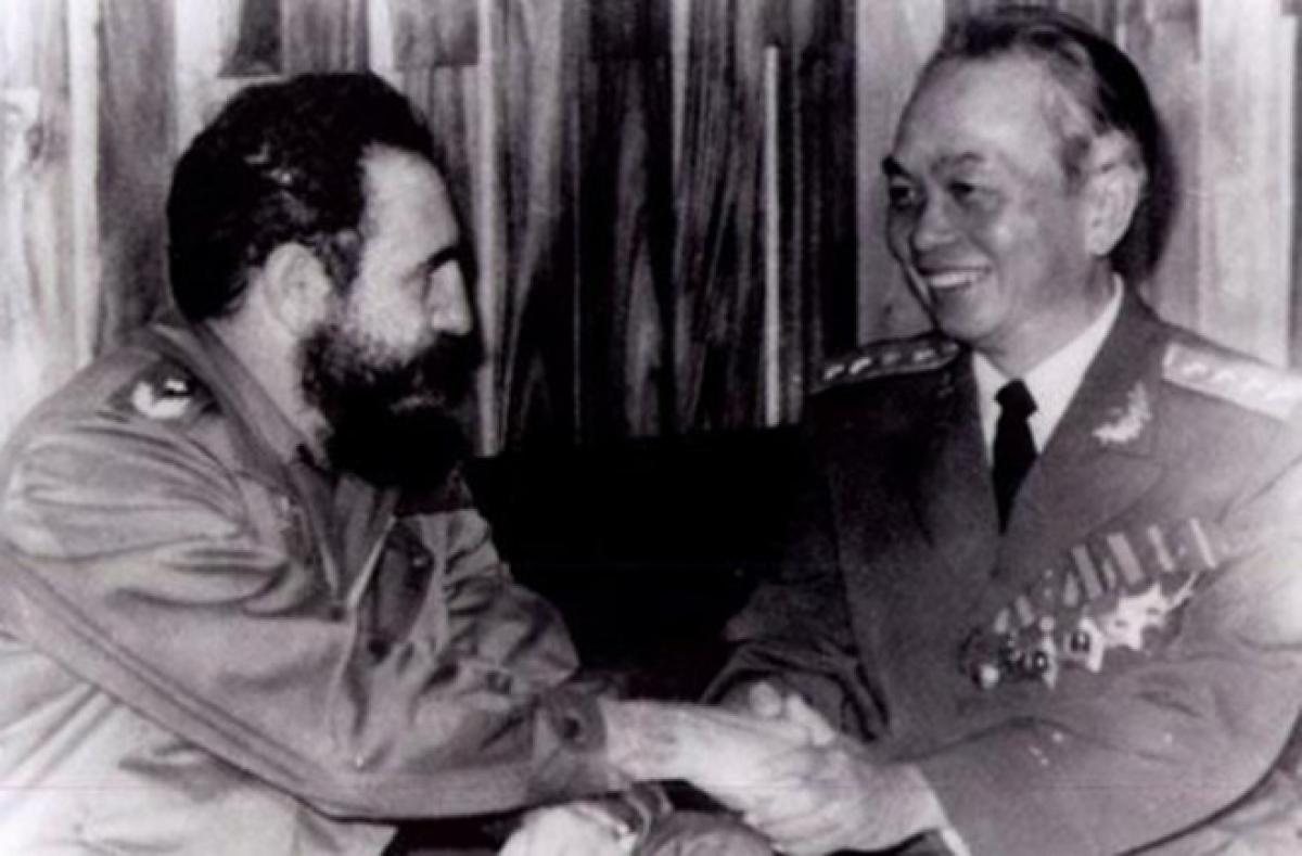 fidel castros special sentiments towards vietnam