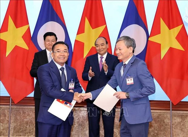 vietnam to purchase more power from laos