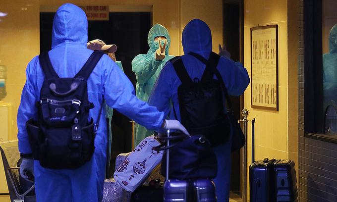 experts urge tightening home quarantine for diplomats