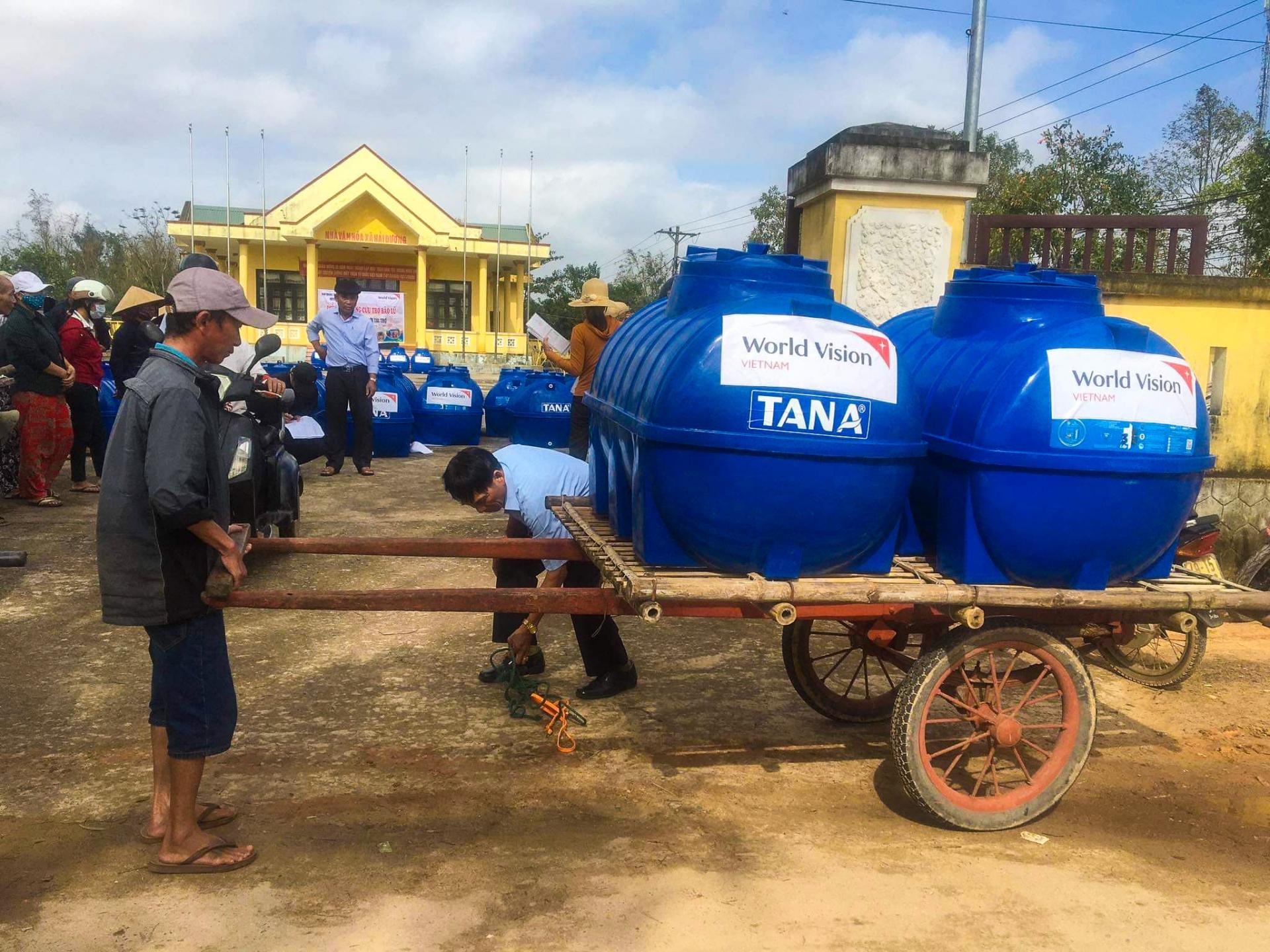 1631 water tanks