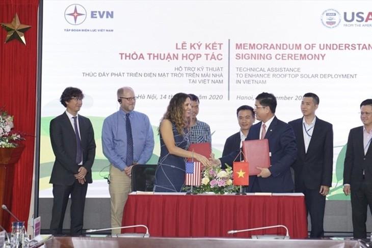 US helps Vietnam advance clean energy deployment