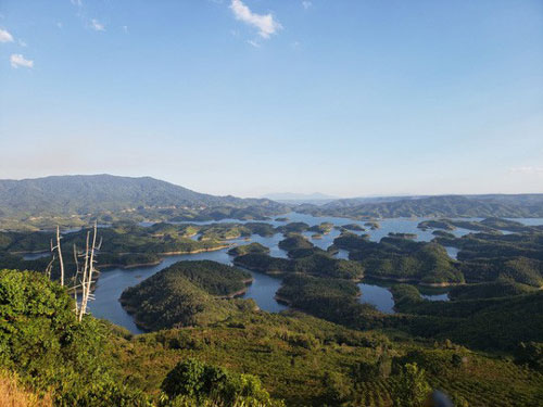ta dung lake masterpiece of central highlands