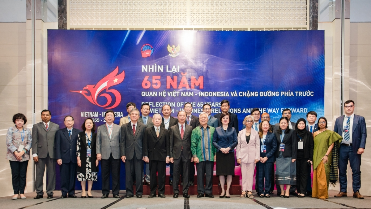 positive outlook for vietnam indonesia cooperation