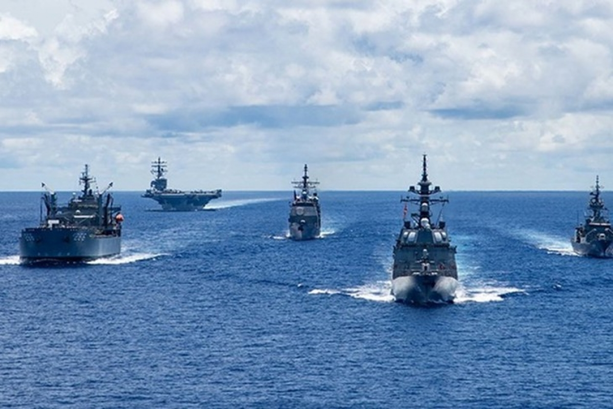 South China Sea 2020 - From diplomatic note to the rule of law