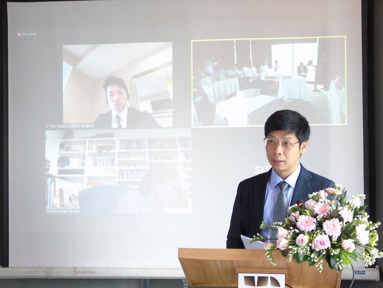 UNODC helps vietnam with prison management