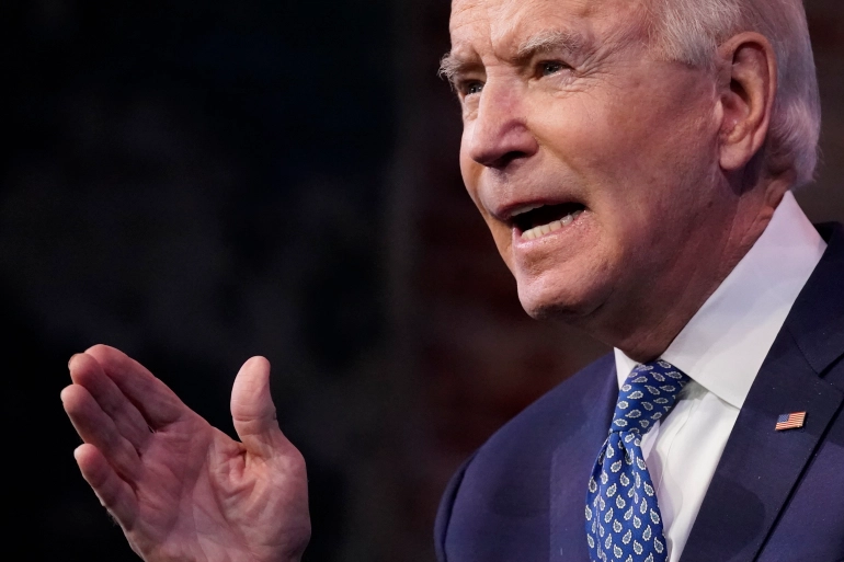 biden to push for more coronavirus relief setting up a battle with gop
