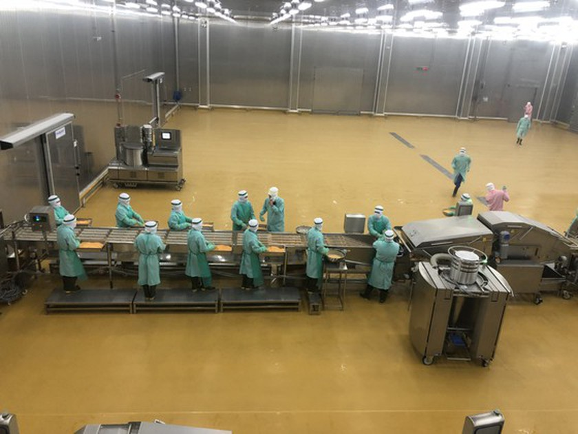 Southeast Asia's largest chicken processing plant operational in Binh Phuoc province