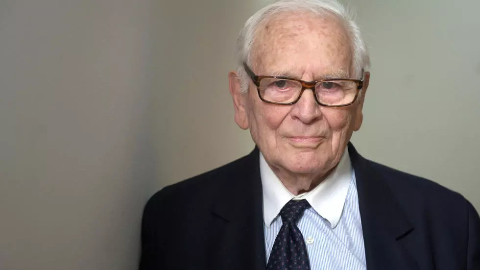 pierre cardin father of fashion branding dies at 98