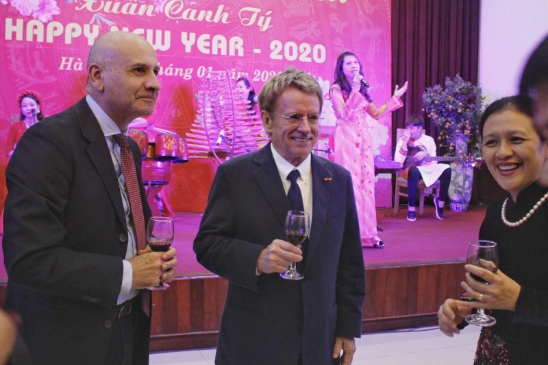 over 300 delegates join vufos new year 2020 gathering